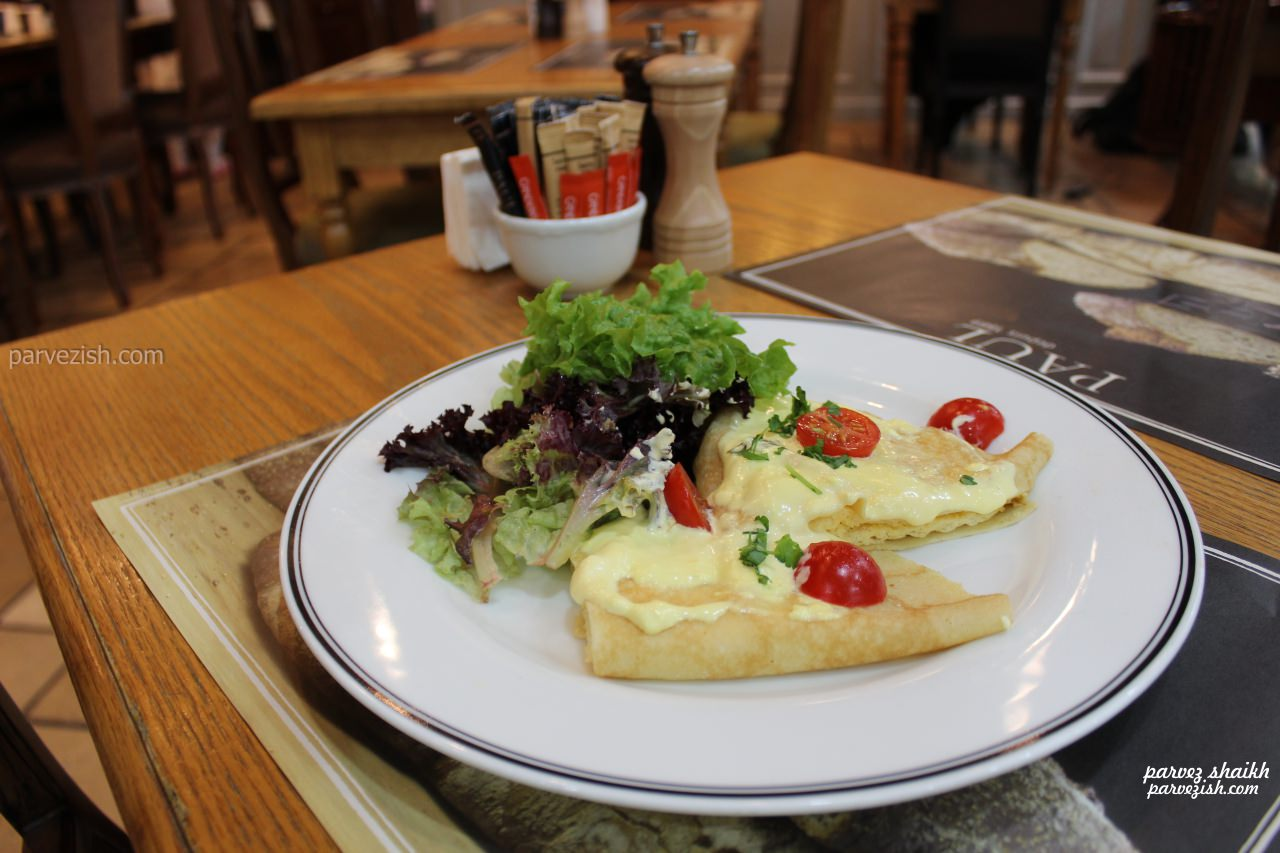 Breakfast at PAUL, City Centre Deira, Dubai Review