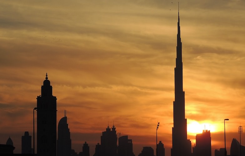 Burj Khalifa - At the Top