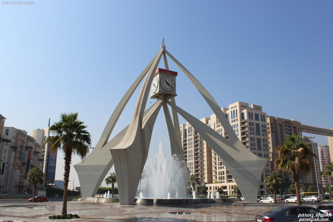 Deira Clock Tower - Dubai