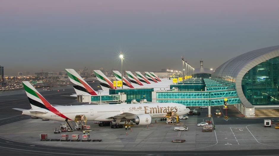 Dubai International Airport - Emirates Terminal
