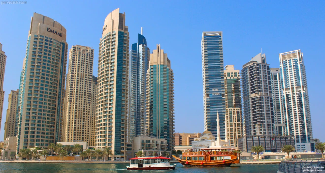 Dubai Diaries Day 3: A Day of Long Walks and A Visit to Dubai Marina