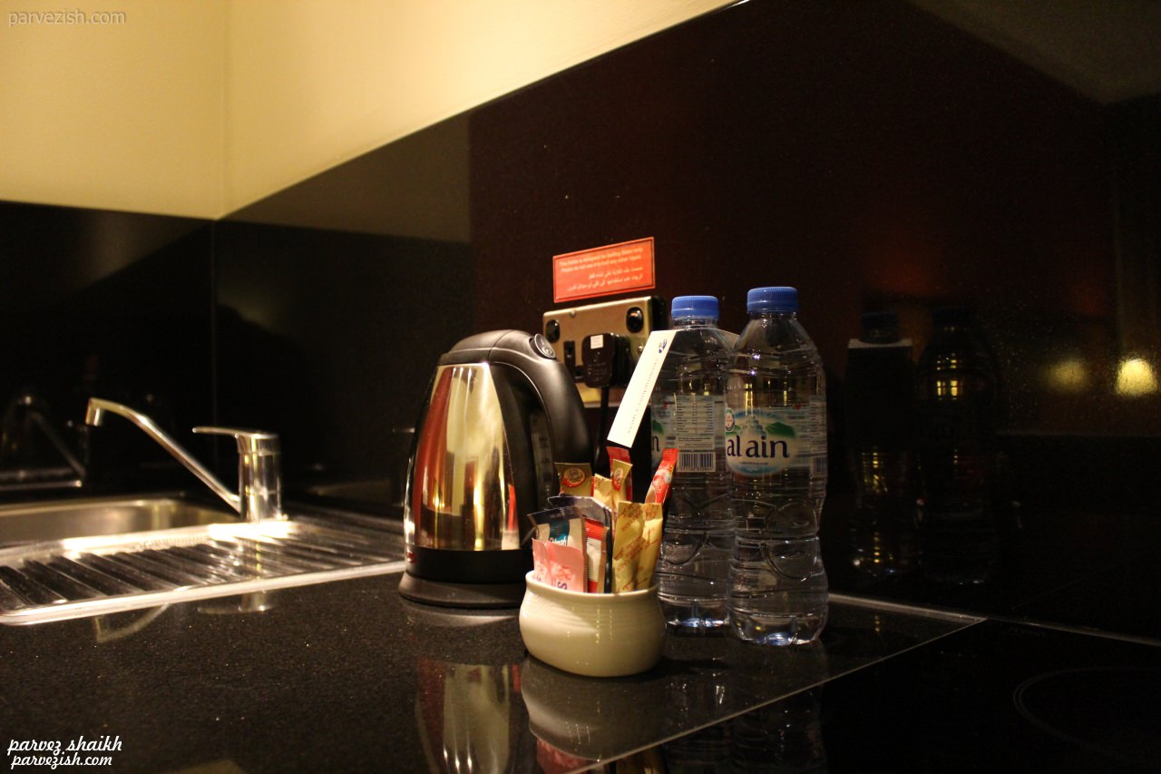 J5 Rimal Hotel Apartments Complimentary Service