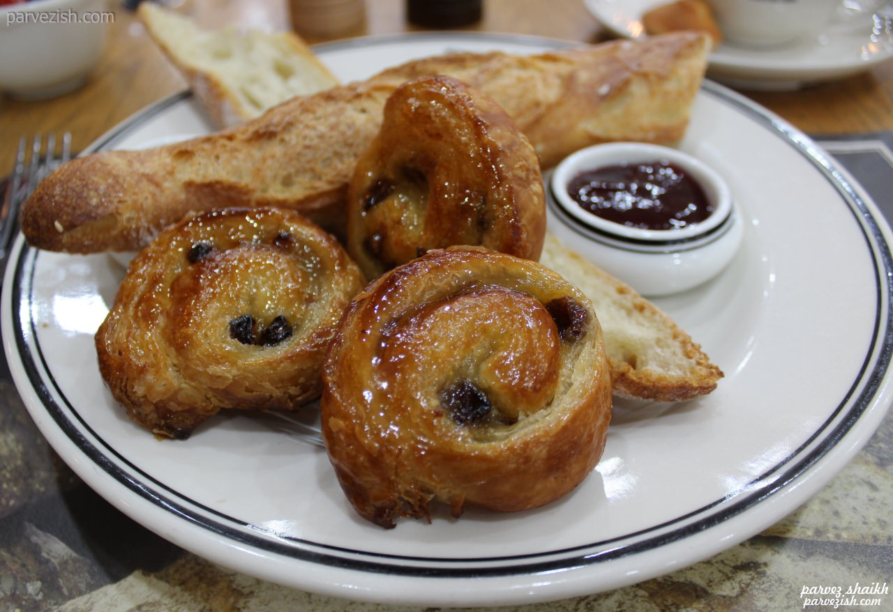 Pain aux raisins at PAUL, City Centre Deira, Dubai