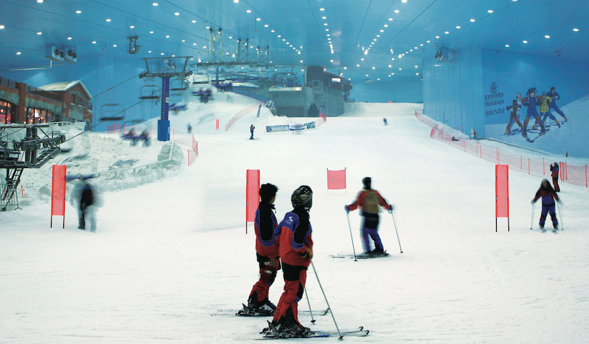 Ski Dubai - Must Do Activities in Dubai
