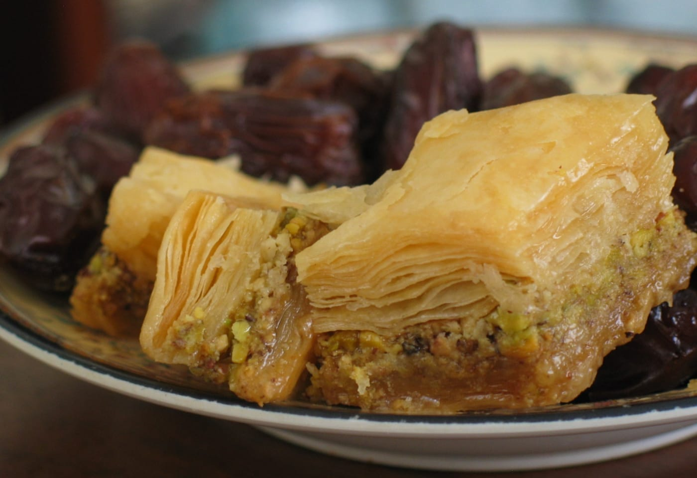 Baklawa Dish - Buy Sweets in Dubai