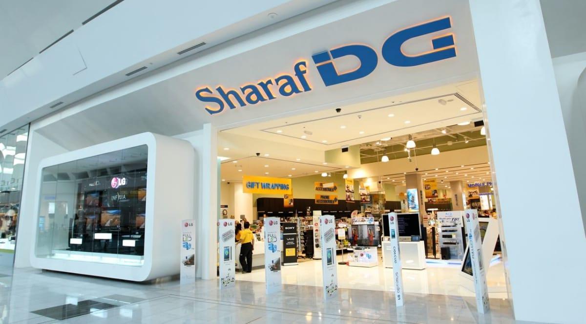 Sharaf DG Store Dubai