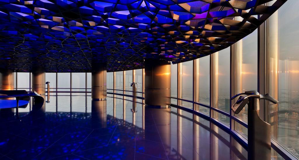 Burj Khalifa Tickets: Main Observation Deck