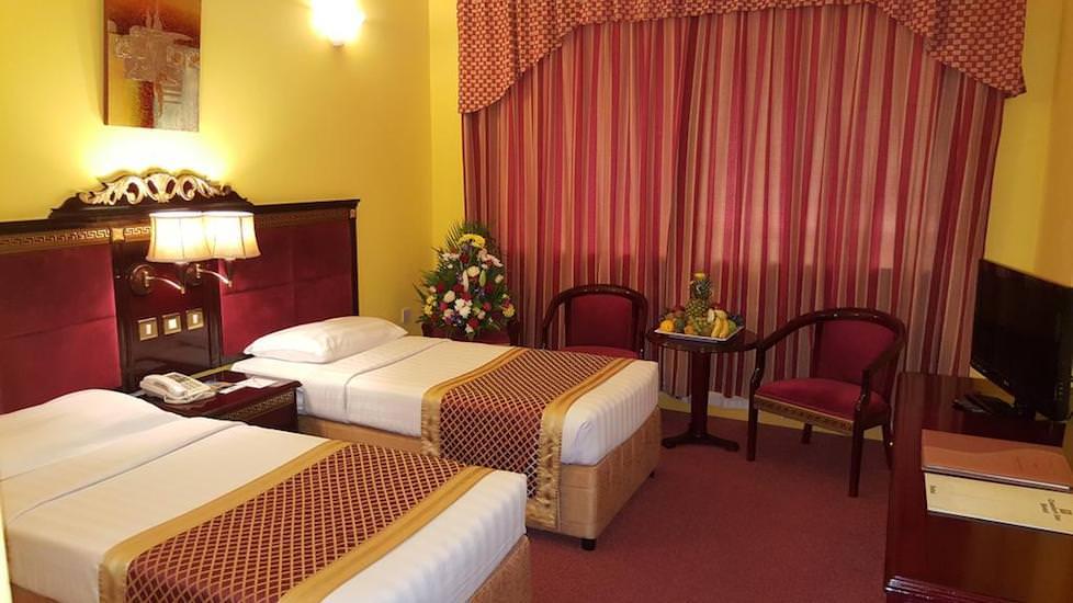 Comfort Inn Hotel, Deria, Dubai