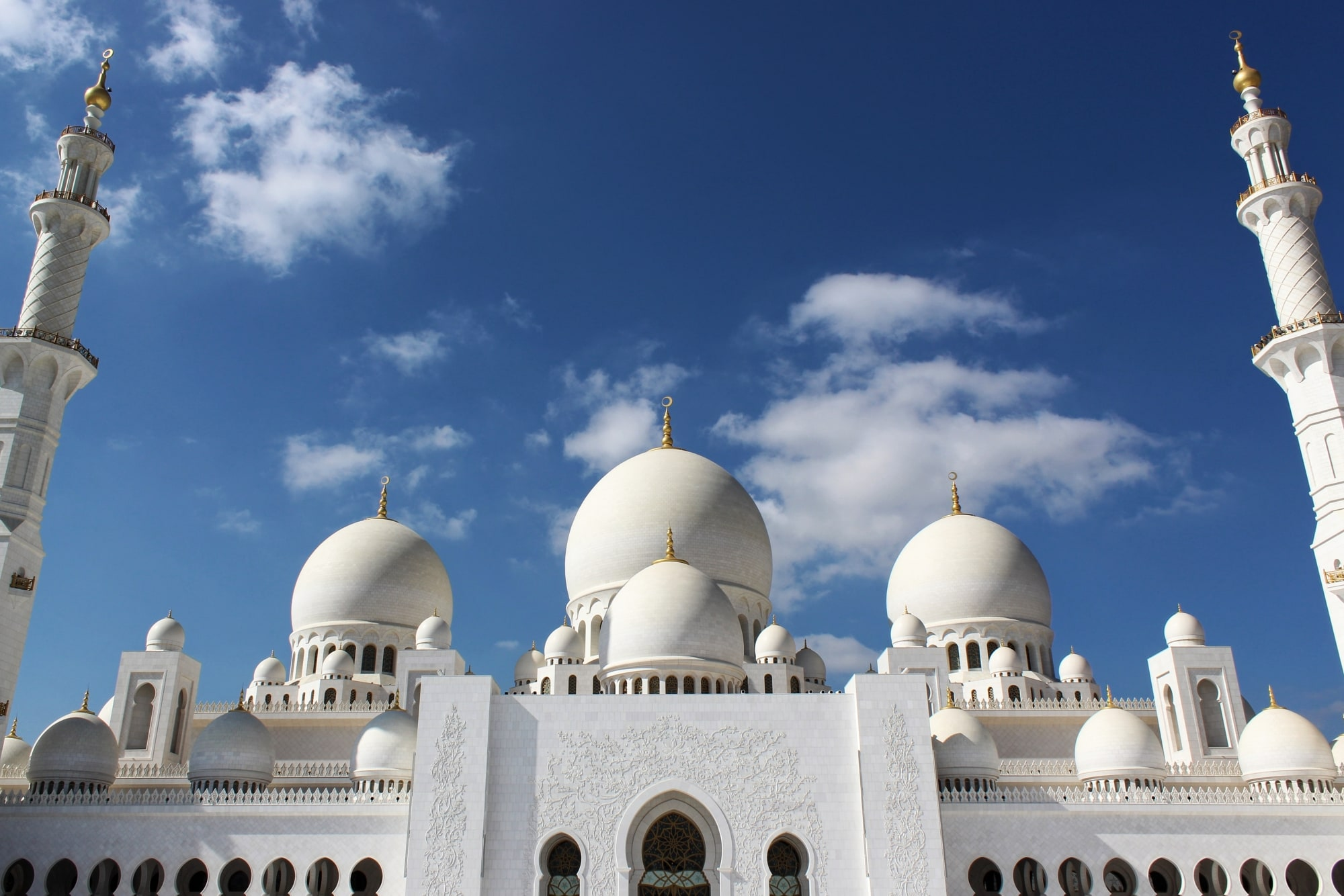 Sheikh Zayed Grand Mosque Facs