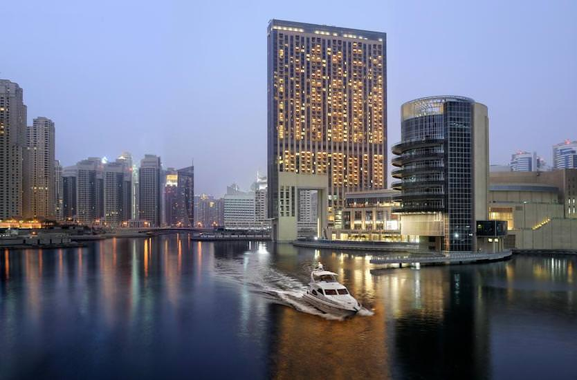Best Hotels in Dubai: The Address Dubai Marina