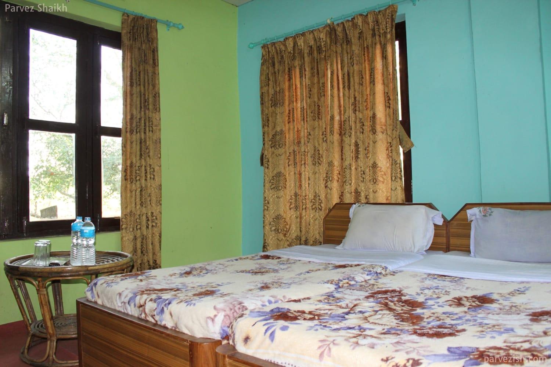 Shuklaphanta Jungle Cottage - Room