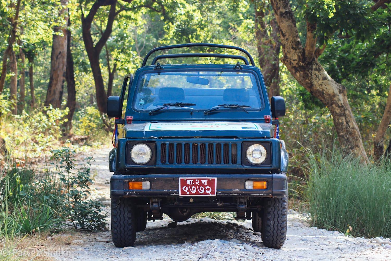 Jeep Safari Vehicle, Nepal
