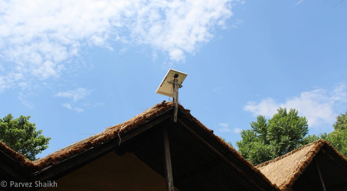 Small Solar Panels in Nepal