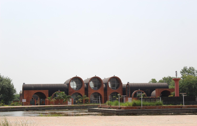 The Lumbini Museum in Nepal