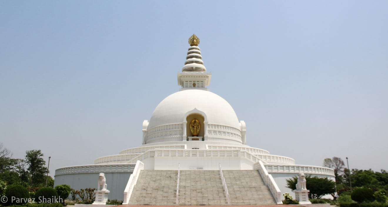 A Day in Lumbini, Nepal - The Birthplace of Lord Buddha