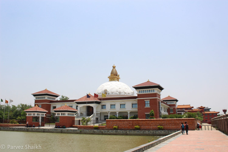 Nepal Monastery Lumbini