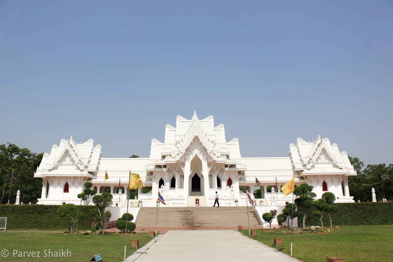 Thailand Monastery Lumbini Nepal