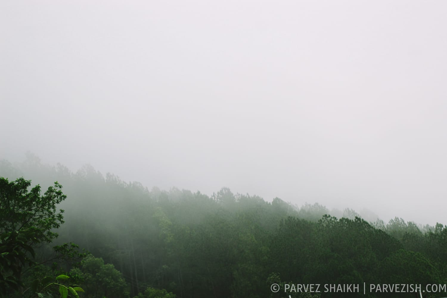 A Mystic Morning in Tansen Palpa
