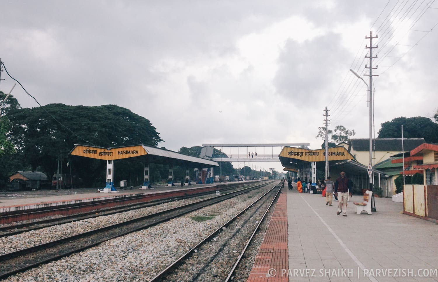 Hasimara Railway Station, West Bengal