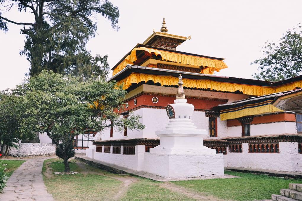 Kyichu Monastery Paro Bhutan