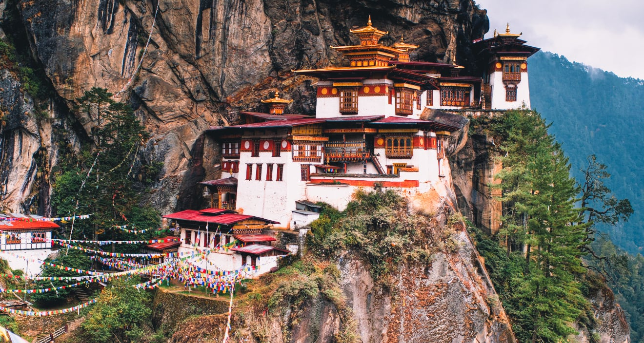 Just 5 Places Every Traveler Must Visit in Paro Bhutan