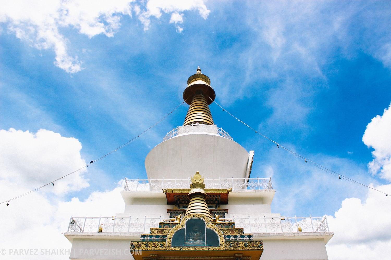 A Closer Look at Memorial Chorten Building, Thimphu