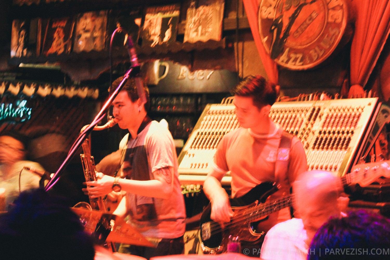 Thriving Jazz Scene of Bangkok