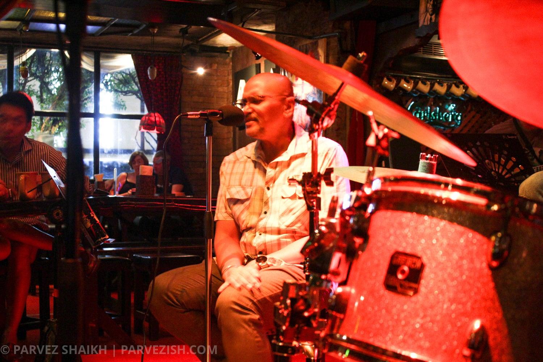 Jazz at Saxophone Pub Bangkok