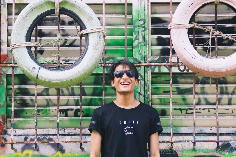 Khalyf Kemal from Malaysia