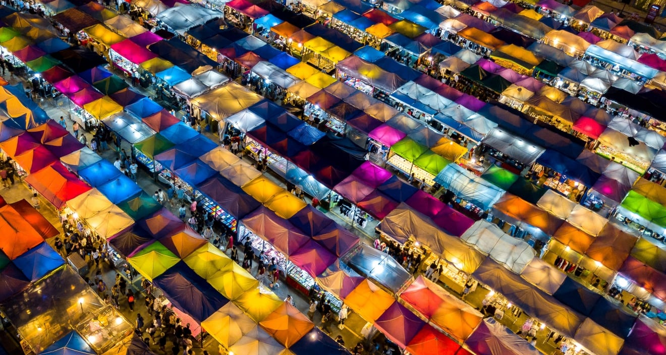 5 of My Favourite Night Markets in Bangkok