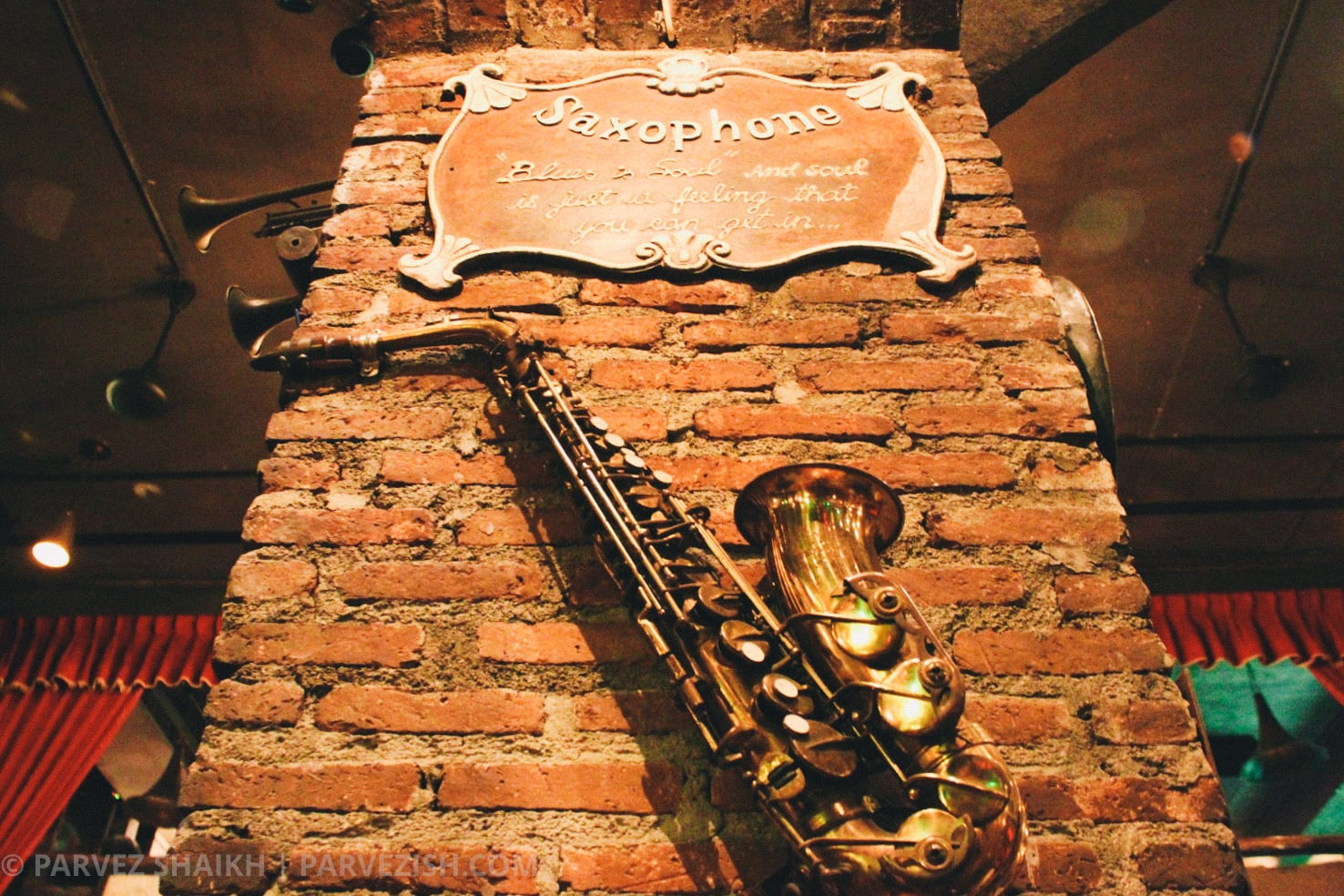 Saxophone Pub in Bangkok