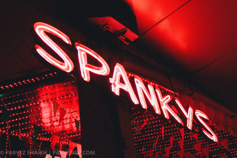 Spankys Bar Nana Plaza Bangkok