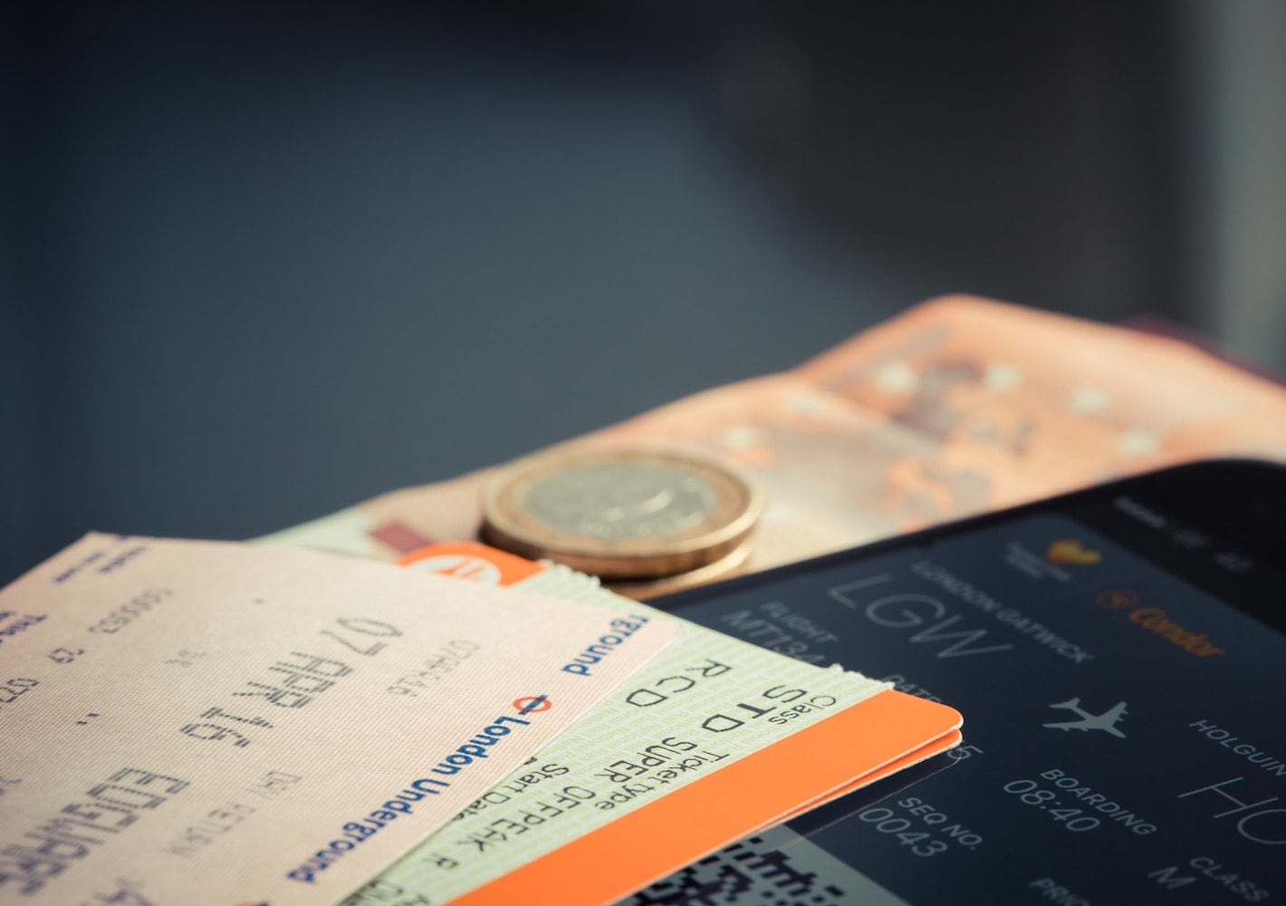 Ticket and Boarding Pass