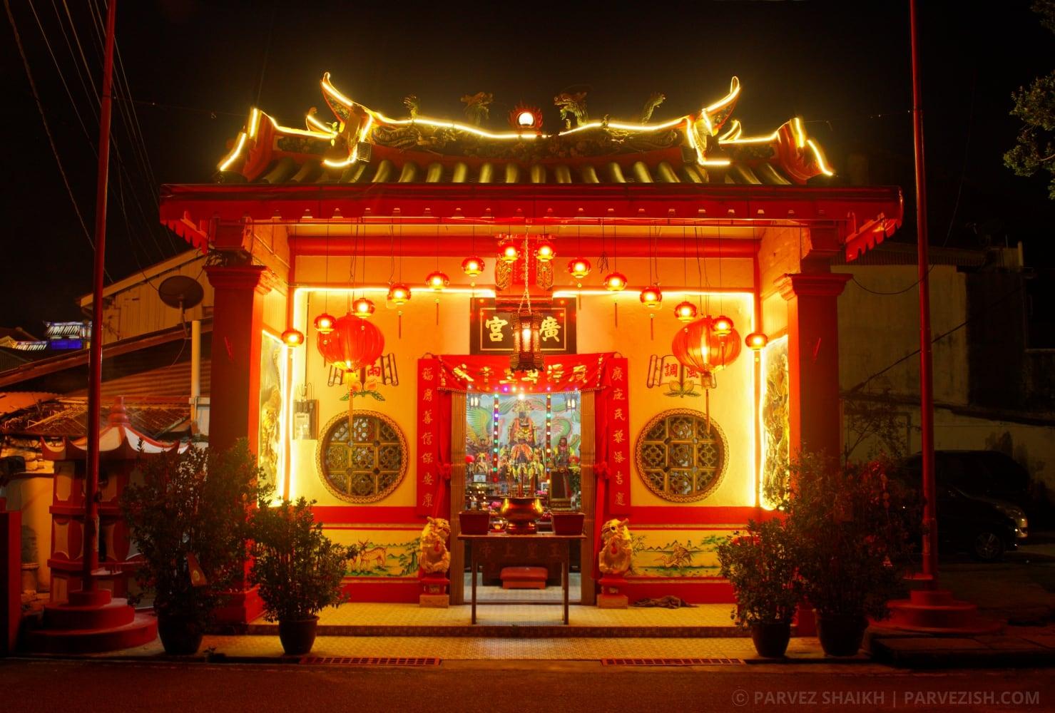 Cheng Hoon Teng Temple Malacca