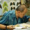 The Struggle of Keeping the Art of Handmade Nyonya Beaded Shoes Alive