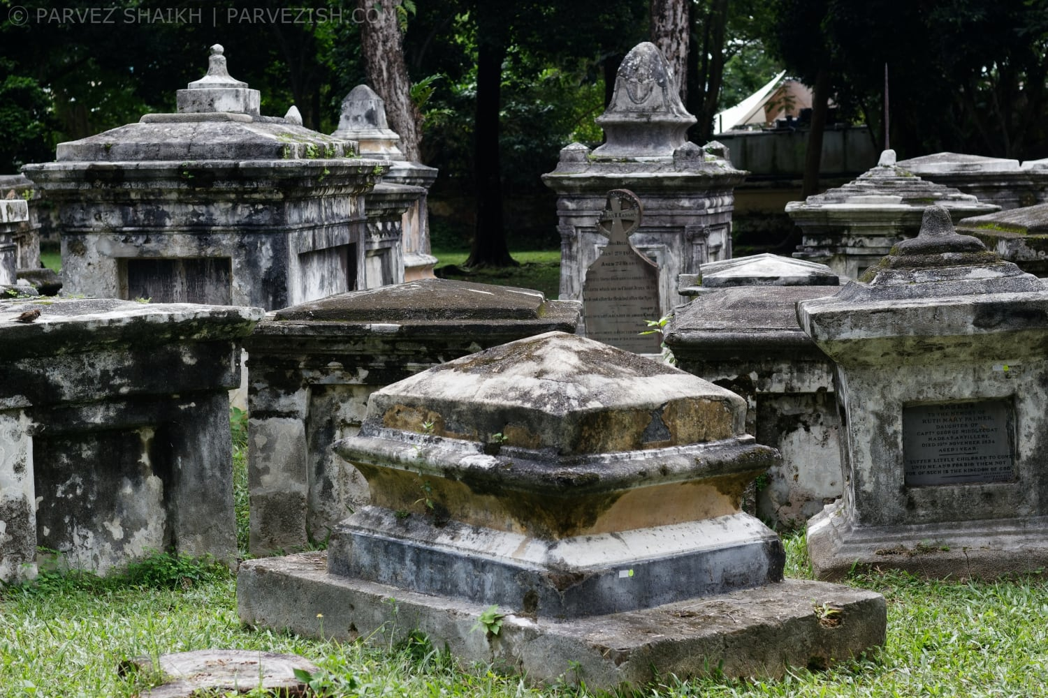 Northam Road Cemetery Penang Malaysia