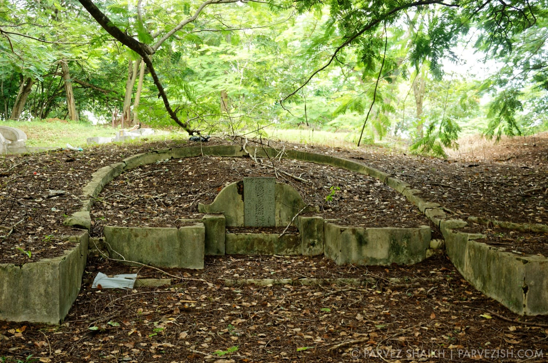 Turtleback Tomb Bukit China