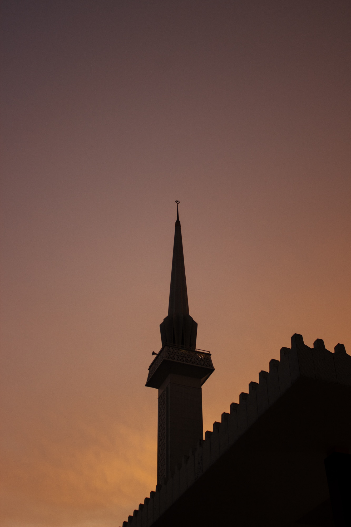 National Mosque of Malaysia Minaret