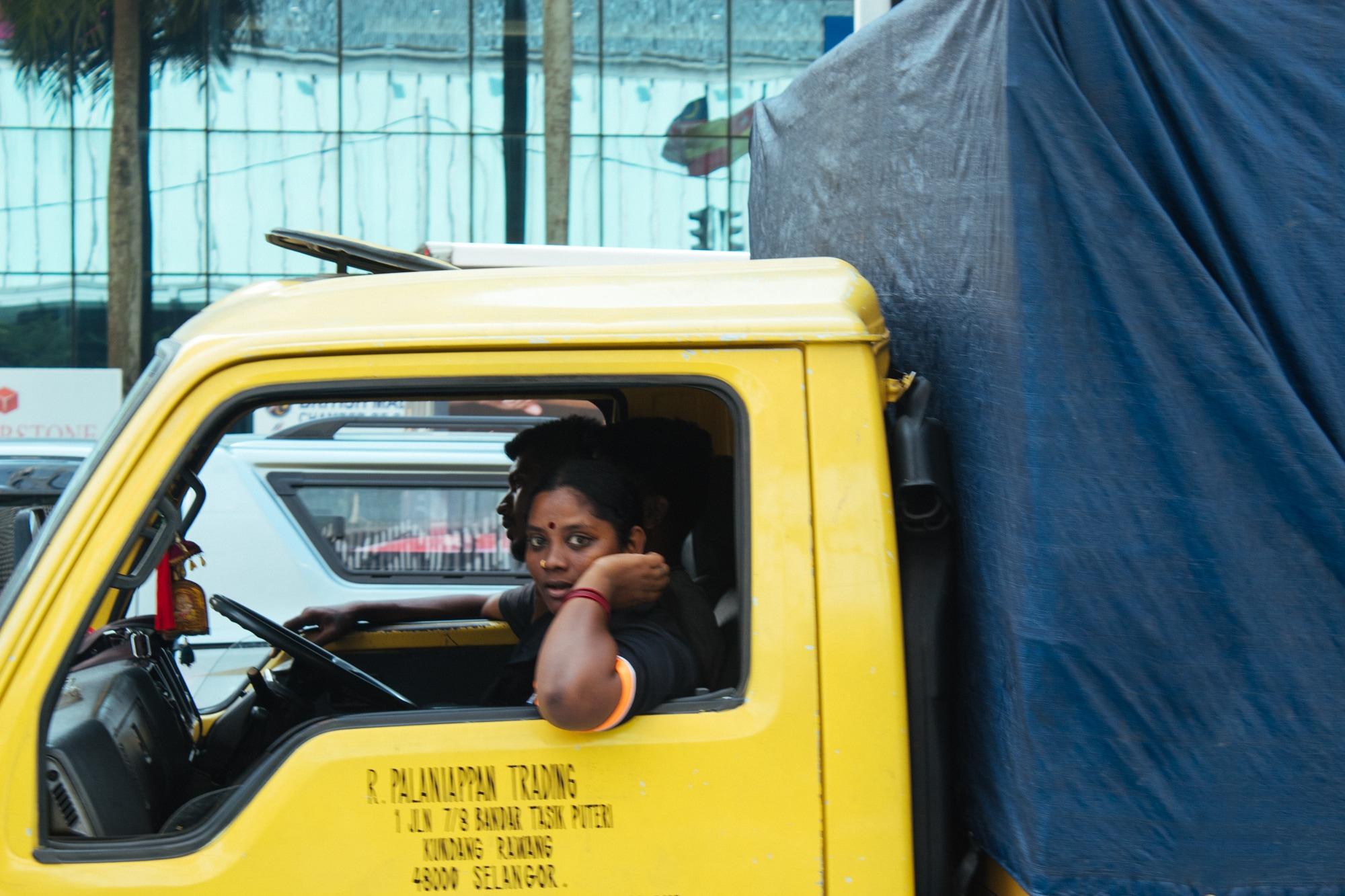 That woman in Kuala Lumpur - I