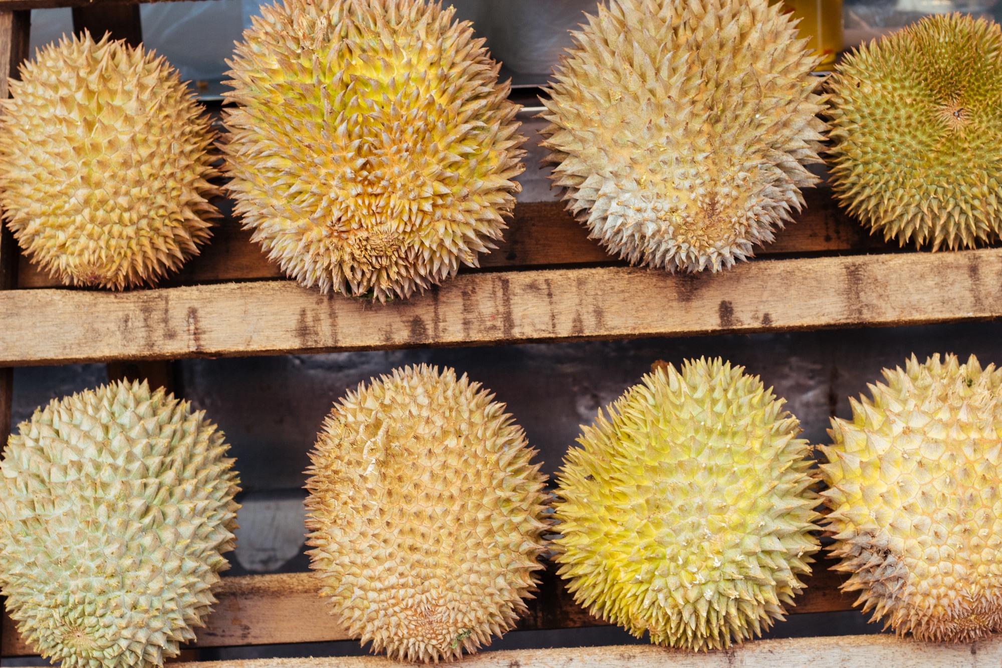 Durian in Kuala Lumpur