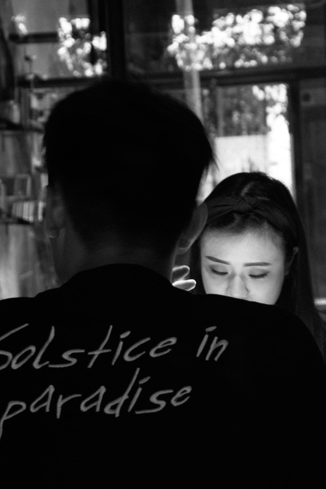 Solstice in paradise - II