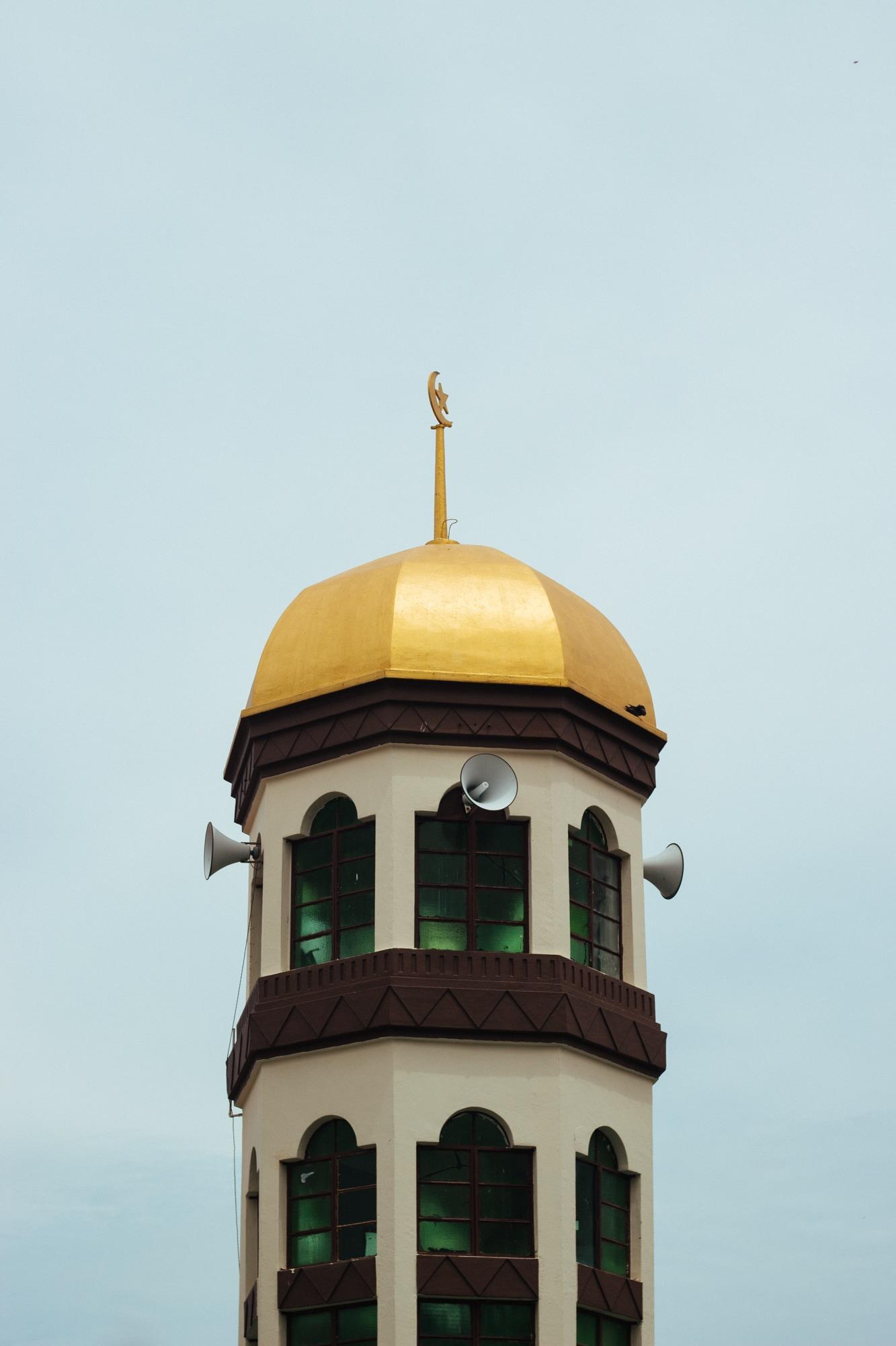 Qaryah Masjid Jamek, Penang