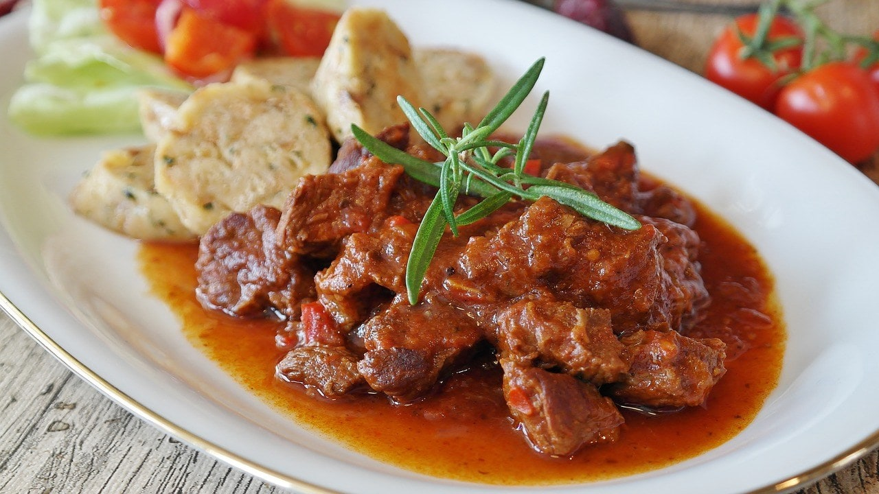Goulash German Beef Stew