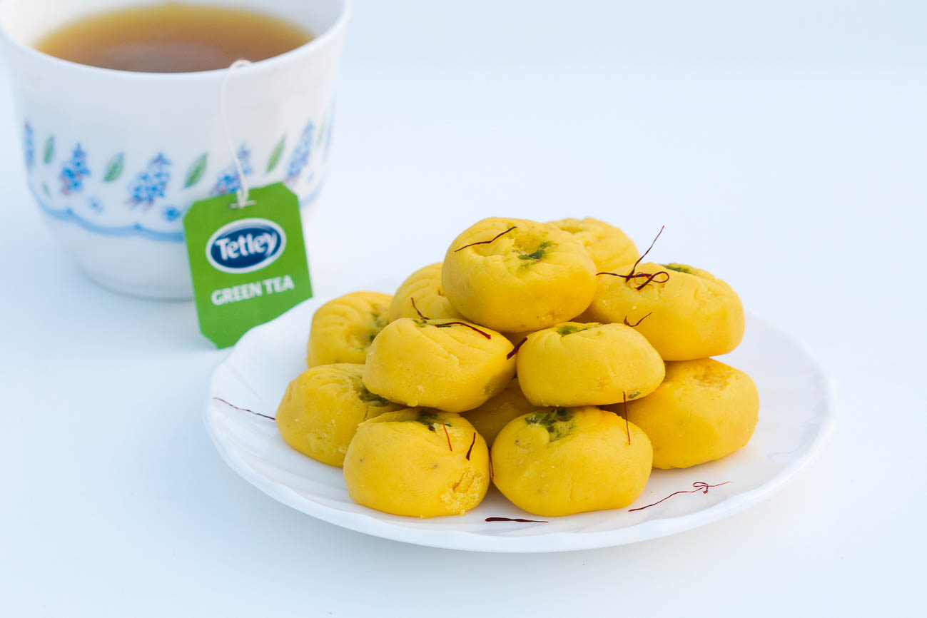 Indian Sweets to Try: Kesar Peda