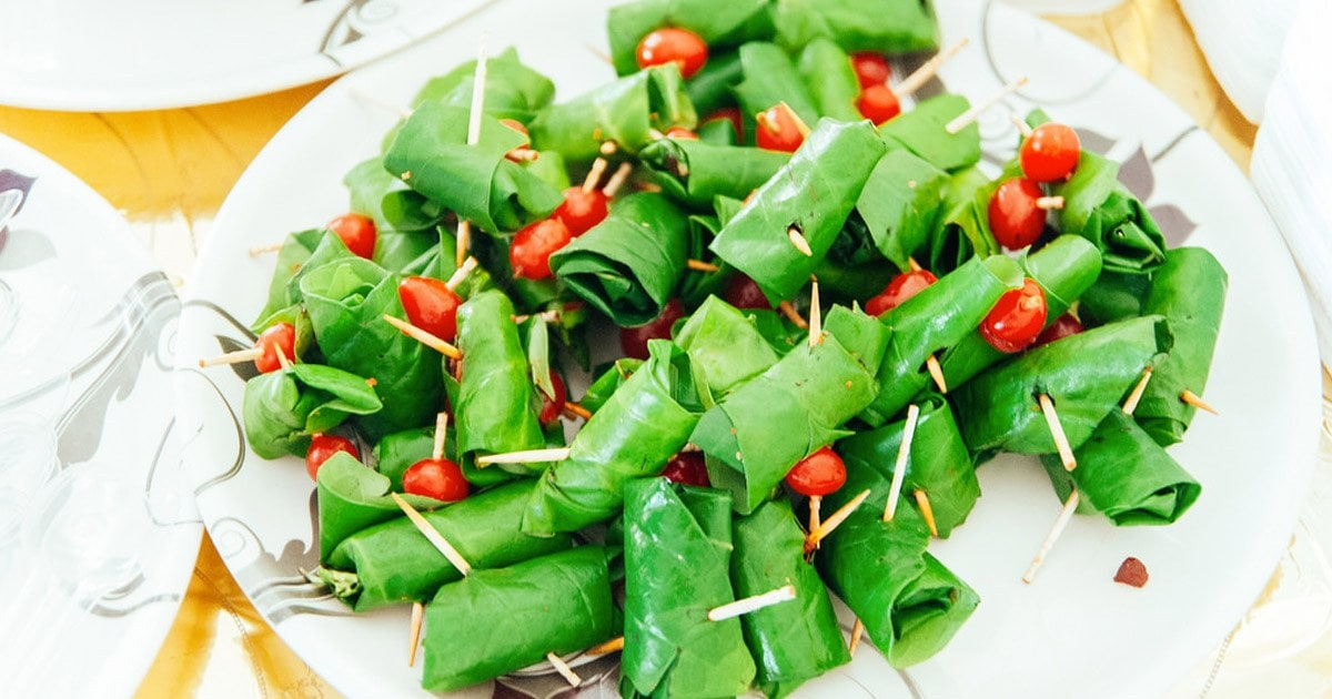 Food to Try in India: Paan