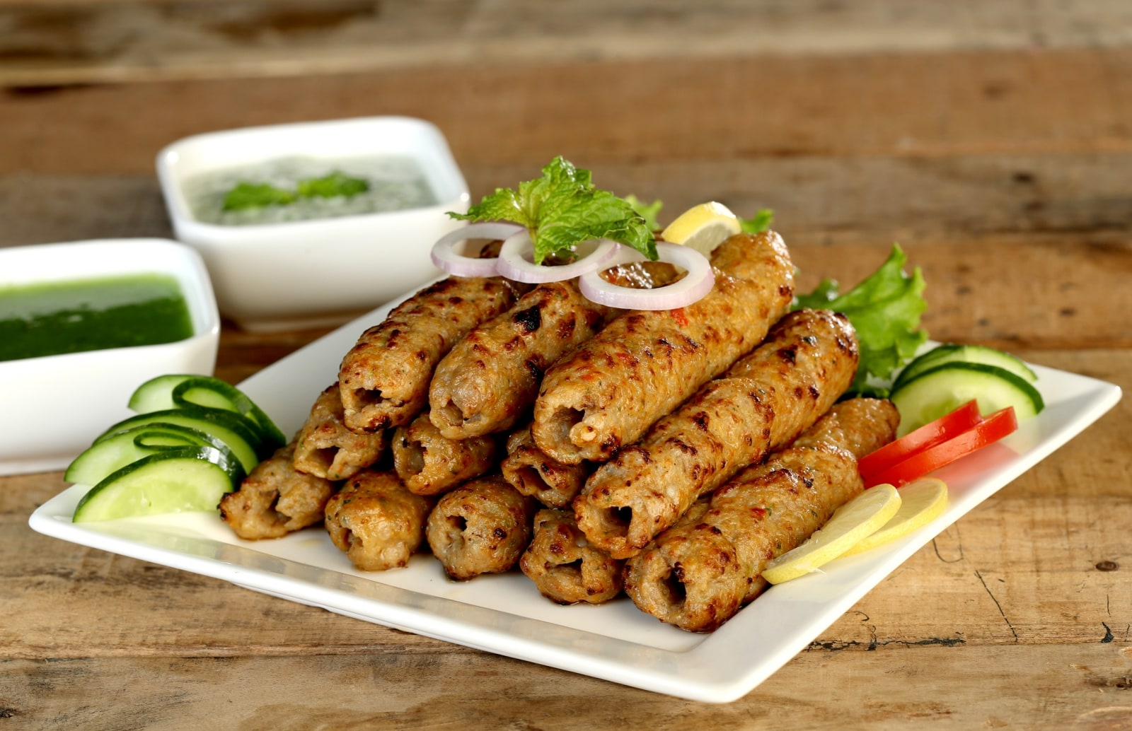 Seekh Kabab: What to Eat in India