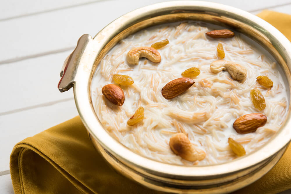 Things to eat in India: Sheer Khurma
