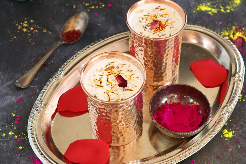 What to Eat and Drink in India: Thandai