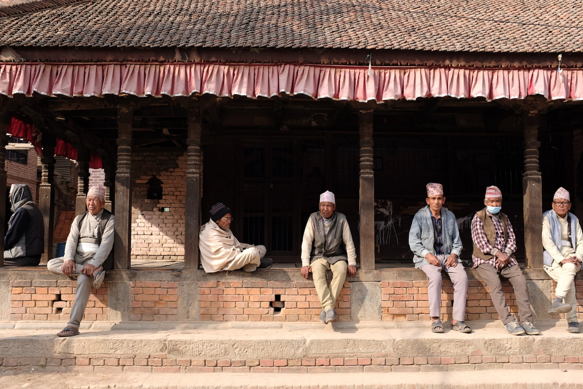 A photo series showcasing the beauty of Bhaktapur, Nepal