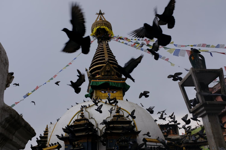Kaathe Swyambhu Shree Gha Chaitya Kathesimbu Stupa Kathmandu
